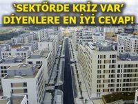 TOKİ Kayaşehir'de 605 konuta 16 bin 946 başvuru