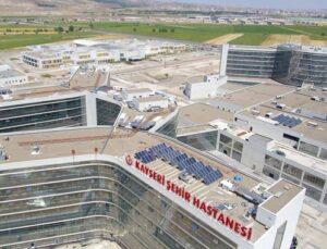 Kayseri Şehir Hastanesi 5 Mayıs'ta açılacak