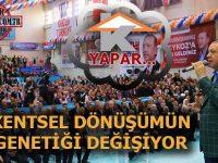 Reis İstanbul'un kentsel dönüşümüne el attı! Görev KİPTAŞ'ta…