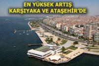 İzmir'in yeni raylı sistemleri emlak fiyatlarını uçurdu