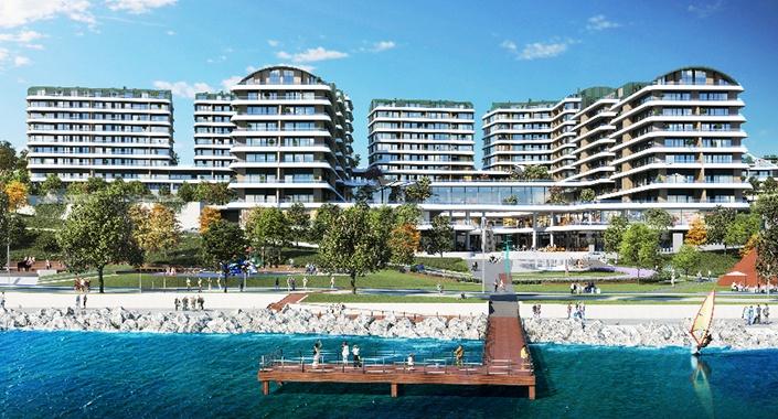 Marina 24'de fiyatlar 640 bin TL'den başlıyor