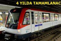 Mahmutbey Esenyurt metro hattına 2 ilave istasyon geliyor