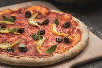Siemens Ev Aletleri ile en nefis pizzalar evde hazırlanıyor