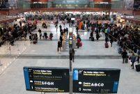 Sabiha Gökçen Havalimanı'nda yolcu sayısı yüzde 12 arttı