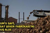 Çorum ve Yozgat Şeker Fabrikaları satıldı