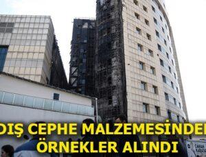 Taksim İlk Yardım Hastanesi'deki yangının nedeni ne?