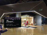 addresistanbul'dan alışveriş yapana TAV Passport Kart hediye