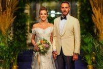 Simge Fıstıkoğlu ve Emir Tavukçuoğlu evlendi