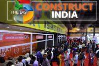 Hindistan'da inşaatçının yolu The Big 5 India Show 2018'den geçiyor