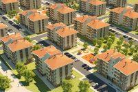 TOKİ Kayseri Melikgazi Yeşilyurt Evleri 720 konutlu olacak