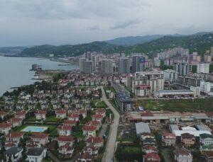 Trabzon'da 2 mahalle için acele kamulaştırma kararı