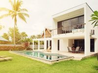 Yazlık evler için dekorasyon modelleri