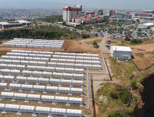 ADÜ Araştırma Hastanesi enerjisini güneşten alacak