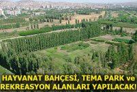 Atatürk Orman Çiftliği Ankara Büyükşehir'e tahsis edilecek