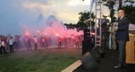 Bakırköyspor Vakfı'nın yerine Bakırköy Sanatçılar Parkı açıldı