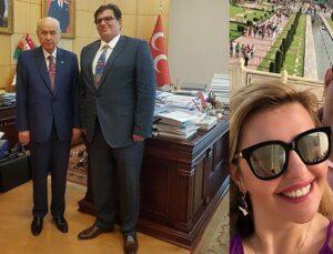 Evrim Kırmızıtaş'ın eşi Ömer Faruk Başaran milletvekili adayı