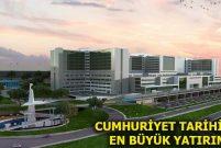 İzmir Bayraklı Entegre Sağlık Kampüsü bir yıl erken açılacak