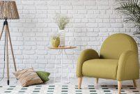 Evlerde rahatlığın sembolü tekli koltuklar