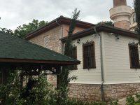 Davutağa Camii'nin restorasyonu tamamlandı