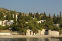 Foça Fransız Tatil Köyü yeniden açılıyor
