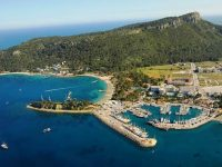 Mavi Yeşil Turizm G-Marina Kemer Yat Limanı'nı yeniliyor