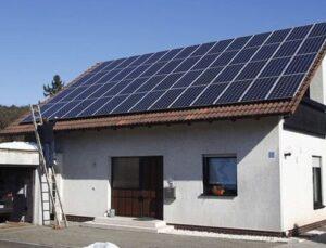 Konutlarda güneş paneli zorunluluğu geliyor