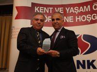 Hamit Demir Kent Markası Ödülü'ne layık görüldü