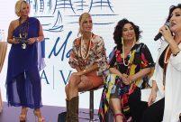 Türkiye'nin 4 ünlü annesi İstMarina AVM'de bir araya geldi