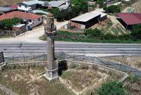 Yalnız minare camisine kavuşmaya hazırlanıyor