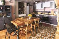 Karoistanbul ile rengarenk, cıvıl cıvıl mutfaklar