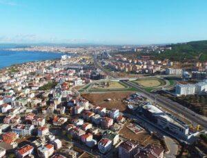 Antalya Kepez'de 185 milyon TL'ye satılık 6 arsa