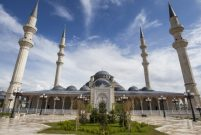 Kuzeykent Külliyesi Ramazan Bayramı'nda açılıyor