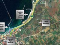 Çanakkale Lapseki'ye 50 milyon TL'lik yat limanı yapılıyor