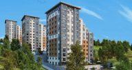 Zonguldak Kozlu'ya Likman Kuleli Evleri yapılıyor