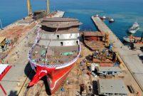 Mertcan Denizcilik Ordu Ünye'de tekne imalatı yapacak