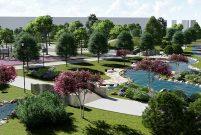 Millet Bahçesi dünyanın en büyük parklarından biri olacak