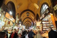 Restore edilen Mısır Çarşısı ve Nusretiye Camisi açılıyor