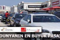 İstanbul-İzmir arasında 33 Oksijen durağı