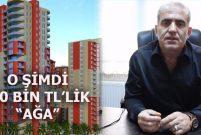 Aranan müteahhit Osman Nuri Bakırcı Konya'da ağa oldu
