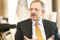Bakan Özhaseki Üsküdar'da İmar Barışı'na anlatacak
