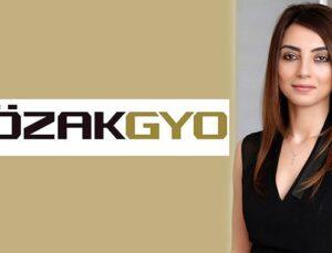 Özak GYO'ya Özlem Açıkgöz kurumsal iletişim yöneticisi oldu