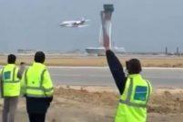 İstanbul Yeni Havalimanı'nda pist test edildi