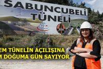 Sabuncu Tünelinde sona yaklaşıldı
