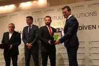 Yılın En İyi Asansör Montajı Ödülü'nü Schindler kazandı
