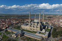 Selimiye Camisi, çimentodan arındırılacak