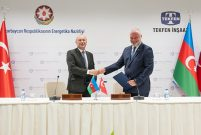 Tekfen İnşaat'tan Azerbaycan'da stratejik işbirliği imzası