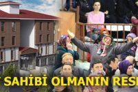Anadolu'da konutun yolu TOKİ'den geçiyor! 50 kat başvuru var