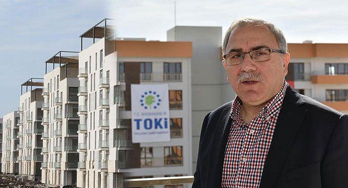 TOKİ'nin indirim kampanyasına 13 bin 905 başvuru geldi