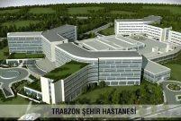 Trabzon Şehir Hastanesi için ön yeterlilik toplanıyor