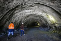 Toros Dağları dev tünellerle aşılıyor